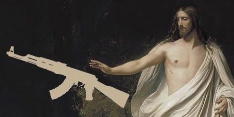 المسيح ثائر سوري