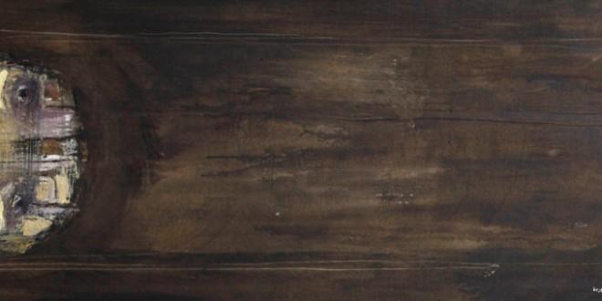 لوحة للفنان امجد وردة
