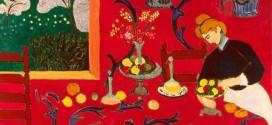 الغرفة الحمراء لهنري ماتيس