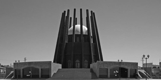 النصب التذكاري للثورة السورية الكبرى في بلدة القريا