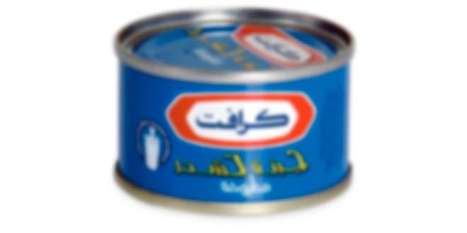 جبنة كرافت - هدية حافظ الأسد