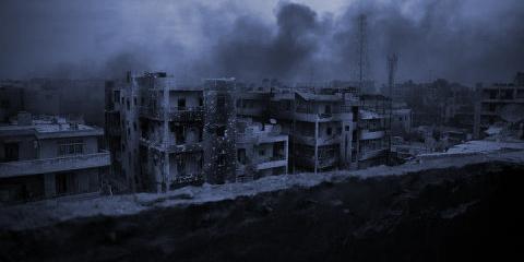 مخيم اليرموك، دمشق