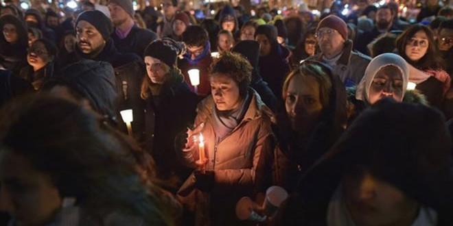 المئات في وقفة تضامن مع ضحايا الجريمة