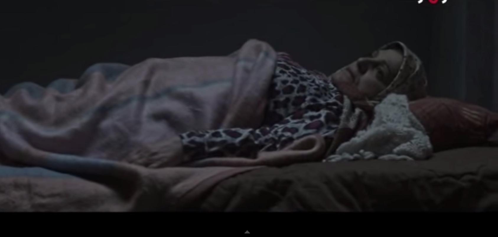 فاتن شاهين في دور أم إيهاب، مسلسل غداً نلتقي. الصورة: عن موقع يوتيوب