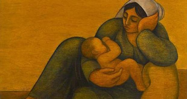 لؤي كيالي - الأم