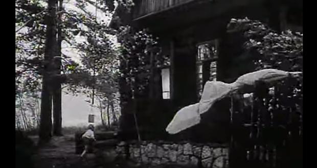 لقطة من فيلم المرآة - تاركوفسكي. عن يوتيوب
